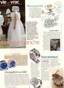 Marie France - juillet 1999